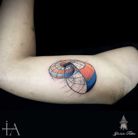 golden tattoo golden ratio sea tattoos pinte
