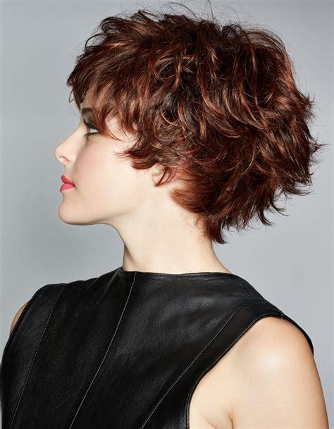 corte de pelo cabello rizado corte de pelo pixie fuerte y atrevido como tu belleza