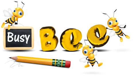 Busy Bee by Busybeechildcare Logo Png