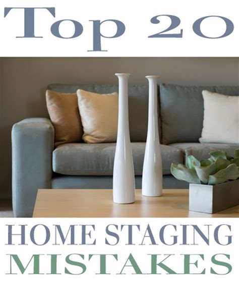 Common Mistakes To Avoid When Home Staging Description By 20 Home Staging Mistakes To Avoid Gloria Zastko Realtors
