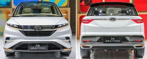 Sokbreker Depan Mobil Xenia Daihatsu Perkenalkan Mobil Konsep Dn Multisix Pembunuh