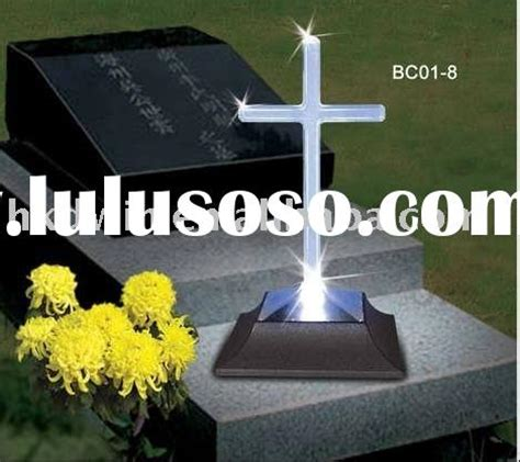 solar cemetery vigil lights solar memorial eternal light gravestone light funeral l