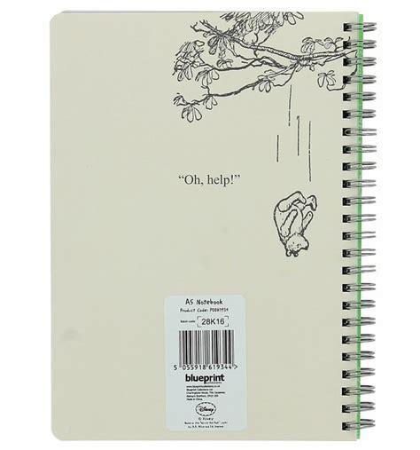 winnie the pooh a5 winnie the pooh a5 notebook