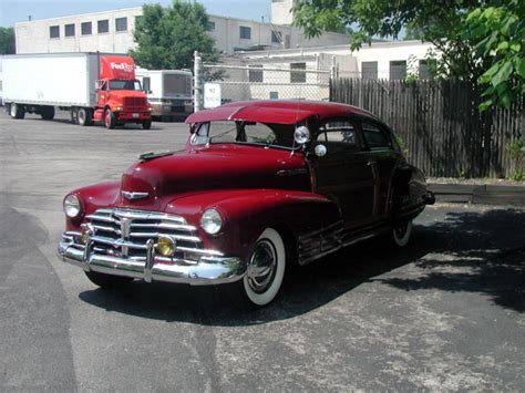 1946 Chevrolet Fleetline Values   Hagerty Valuation Tool®