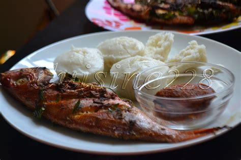 recette du ablo abolo cuisine togolaise