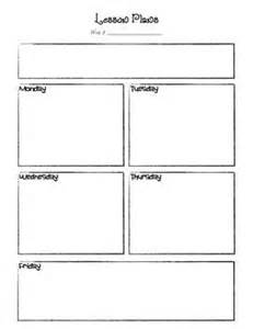 daily lesson plan template for preschool 17 best ideas about preschool lesson template on