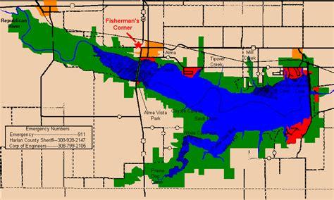 harlan county reservoir