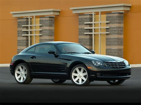 chrysler crossfire price when new chrysler crossfire prices reviews and new model