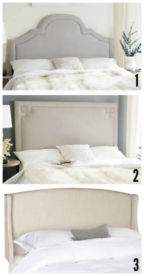 Affordable Upholstered Headboards Affordable Upholstered Headboards Home Base
