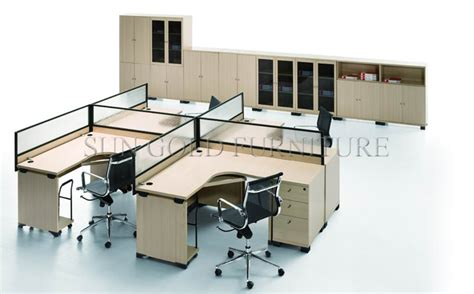 open office desk dividers modern office furniture china supplier modualr green 8