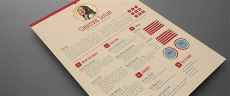 indesign resume template 2014 stockindesign business resume template