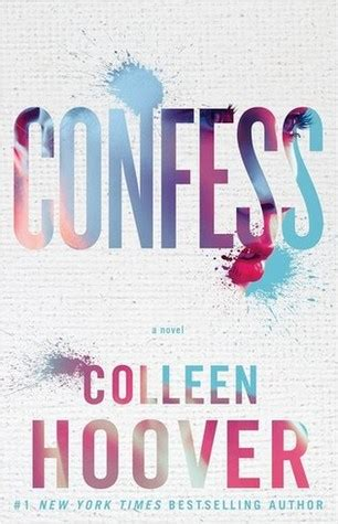 libro disavowals or cancelled confessions confess by colleen hoover