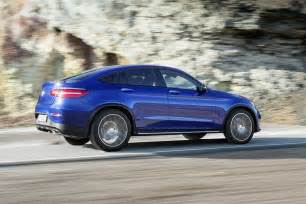 photo teaser mercedes glc coupe au salon de new york 2016