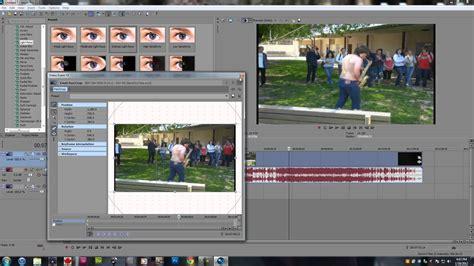 vegas pro 11 effects tutorial video effects in sony vegas 11 all effects 1080p hd