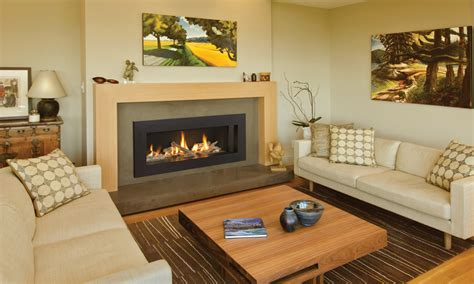 Valor L1 Linear Fireplace by Fplc Valor Gas Propane Burning Fireplaces