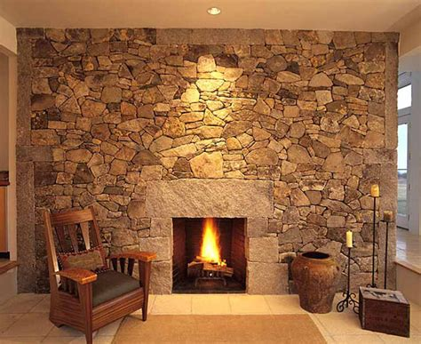 rock fireplace ideas 30 stone fireplace ideas for a cozy nature inspired home