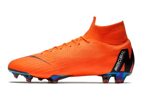nike shoes football mercurial new nike debuts new flyknit 360 uppers on mercurial