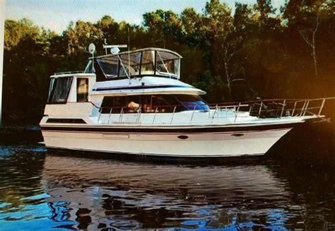 vista motor yacht aft cabin boats for sale florida 1988 vista motor yacht power boat for sale www