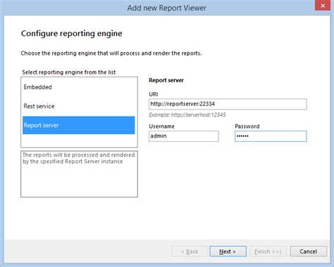 Report Template Viewer New Ux And Security Upgrades In Reporting And Report Server