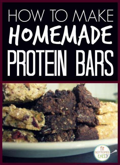 homemade protein bars dishin about nutrition how to make homemade protein bars