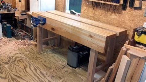 paul sellers bench heavily modified paul sellers workbench 3 a look under her skirt by ktmm