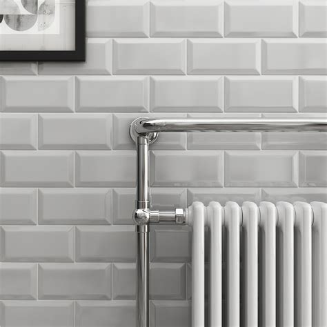 grey metro tiles buy metro gloss grey tiles victorian