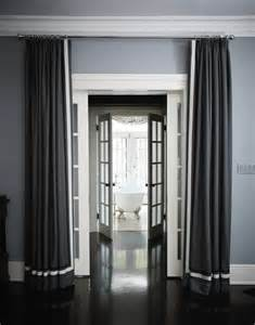 Grosgrain curtains transitional bedroom house and home