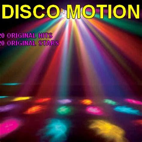 rock the boat you got the motion k tel disco motion 1976