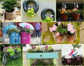 40 inventive diy garden planters that will transform your