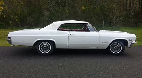 1965 impala ss 396 for sale 1965 chevrolet impala ss 396 425hp for sale hemmings motor