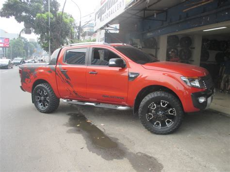Velg Ballistic Emr582 Ring 20 For Pajero Ranger Fortuner Triton Dll modifikasi mobil ford ranger pake velg ballistic havoc emr904 hsr ring 20 rajawali auto gallery