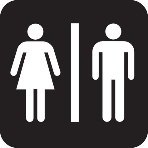 restroom survival guide how to use a restroom for a safer experience books restroom signs clipart best
