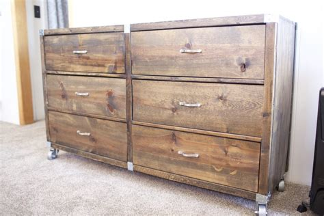 pin by shanty 2 chic wood dresser with wheels shanty 2 chic