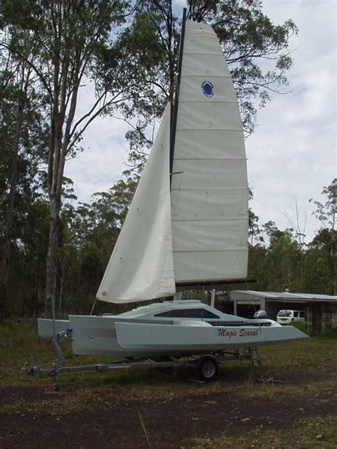 trimaran under 20 feet small trimarans under 20 boat design net