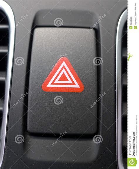 Hazard Light by Hazard Light In Car Stock Photos Image 26556903