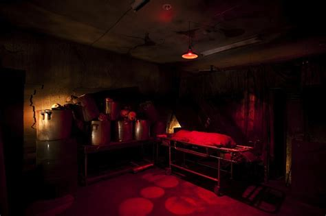room experiment fuji q highland s terrifying haunted house will chill your spine japan info