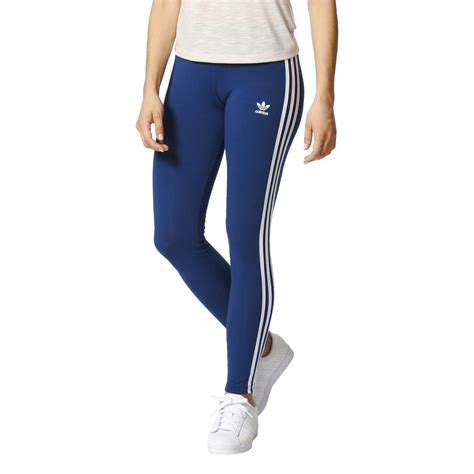 Legging Stripes Navy adidas originals 3 stripes quot new york quot navy white