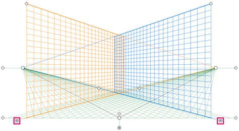 ai pattern perspective how to draw artwork in perspective in illustrator