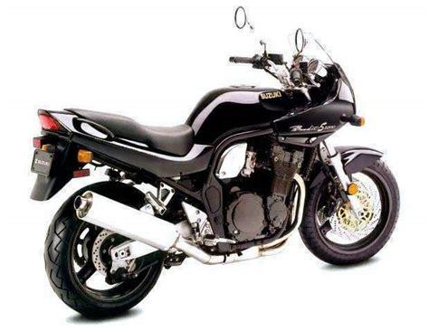 Suzuki Gsf1200s Bandit