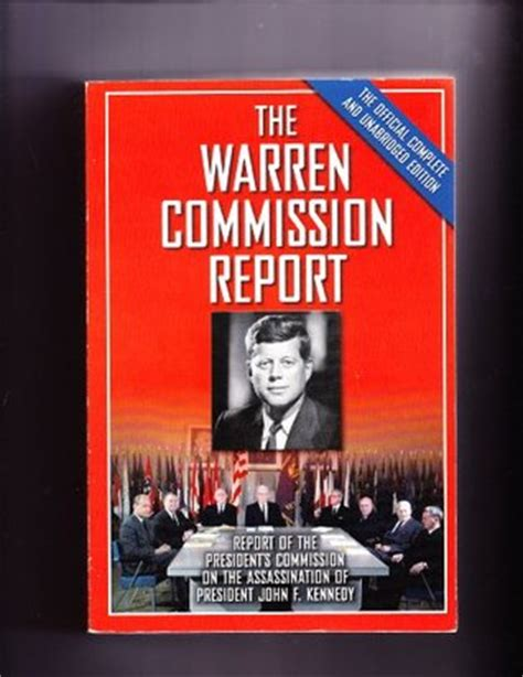 warren report book the warren commission report by barnes noble reviews