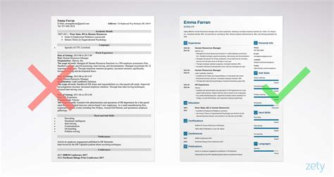 Great Cv Templates by Great Resume Templates 15 Exles To Use
