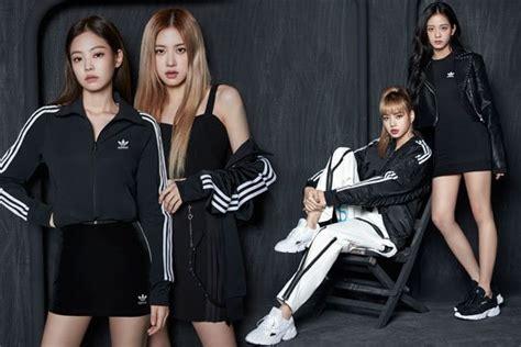 adidas originals korea shares    blackpink