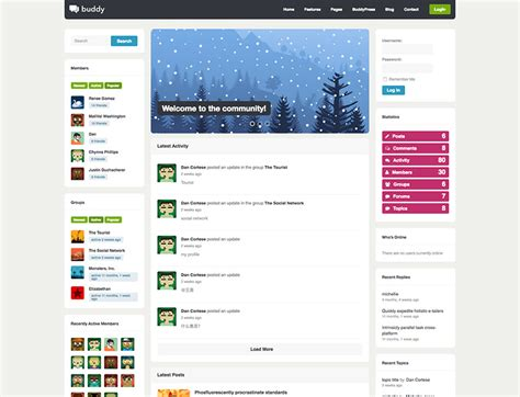 buddypress template beginners guide to buddypress and bbpress for