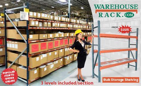 Shelf Warehouse Company by Warehouse Storage Shelving New Bulk Storage