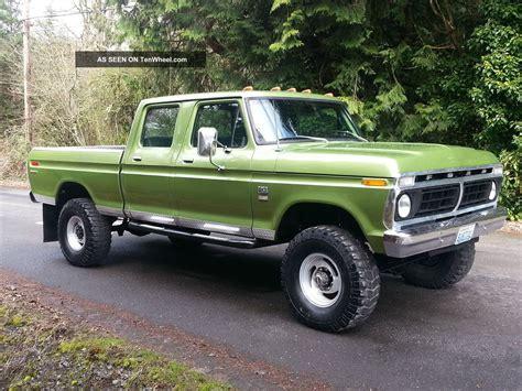 1974 ford crew cab for sale 1974 79 ford crew cab for sale autos post
