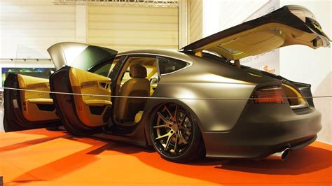 Audi A7 3 0 Tdi Tuning by Audi A7 3 0 Tdi Quattro Sportback 2011 Tuning 290 Ps