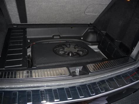 subwoofer install pics write up mbworld org forums