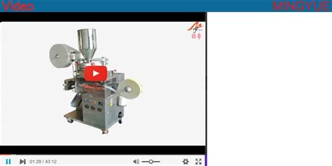 Small Scale Paper Bag Machine - small size tea bag manufacturing machines tea bag packing