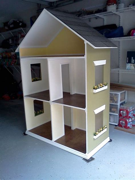 diy 18 inch doll house the alyssa handmade doll house for 18 inch by naptimewoodworks 675 00 s american