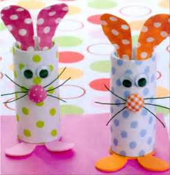 bunny rabbit toilet paper roll craft for crafty morning a toilet paper roll crafts easter bunny dump a day